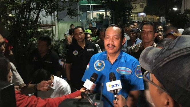 Deputi Bidang Pemberantasan BNN, Arman Depari.