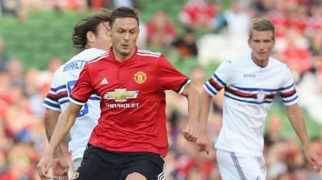 Gelandang Manchester United, Nemanja Matic