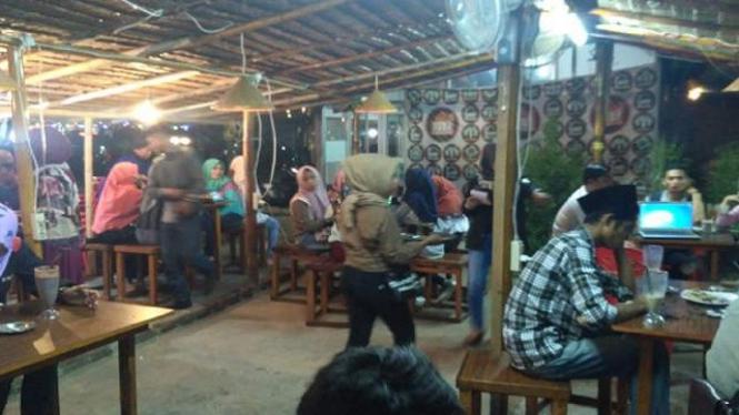 Bazar IPPMARY Makassar.
