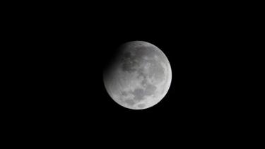 Gerhana Bulan Sebagian Selasa 8 Agustus 2017.