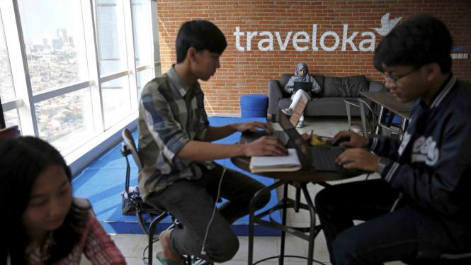 Menengok Dapur Kerja Perusahaan Perintis (Startup) Traveloka