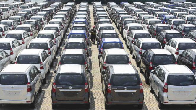 Ekspor Mobil Indonesia Meningkat