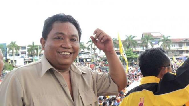 Wakil Ketua Umum Partai Gerindra Arief Poyuono