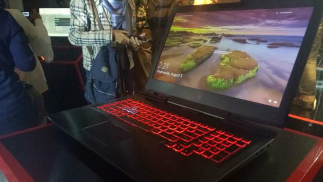 Laptop gaming HP Omen.