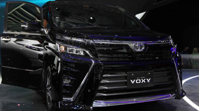 Baby Alphard, New Toyota Voxy