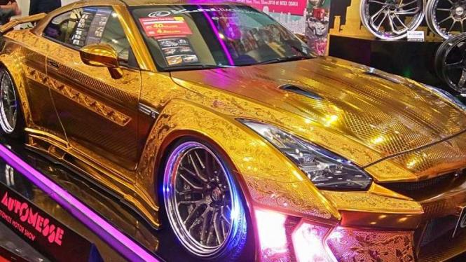 77 Koleksi Modifikasi Mobil Nissan Gratis Terbaik