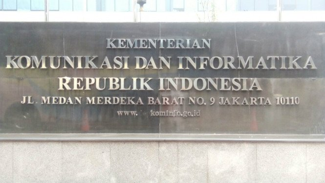 Kementerian Komunikasi dan Informatika.
