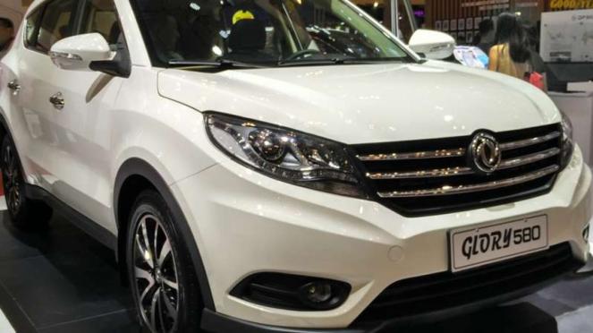 SUV dari PT Sokonindo Automobile