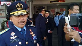 Kepala Kantor Wilayah Kementerian Hukum dan HAM DKI Jakarta, Ibnu Chuldun.
