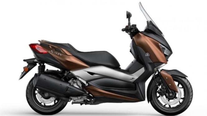 Melihat Yamaha Xmax Di Pasaran Motor Bekas Viva