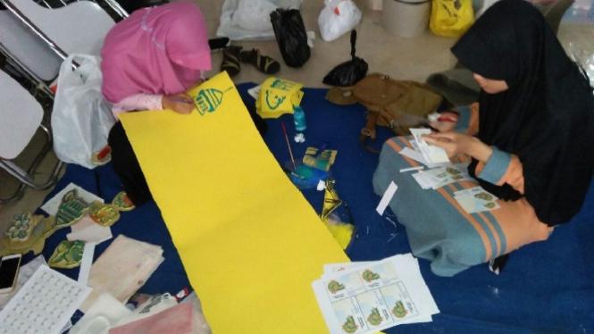 Program pelatihan desain tekstil.