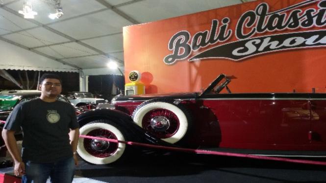 Bali Classic Motor Show 2.