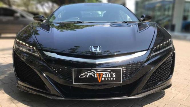 Tiba Di Indonesia Mobil Ini Siap Acak Acak Bmw I8 Viva