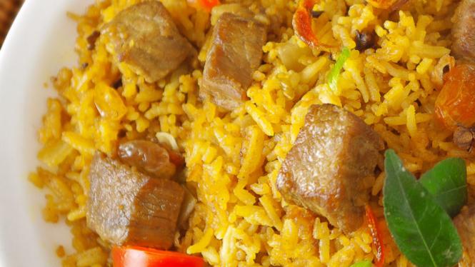 Resep Nasi Goreng Kambing Kebuli Yang Menggugah Selera