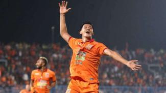 Striker Borneo FC, Lerby Eliandry