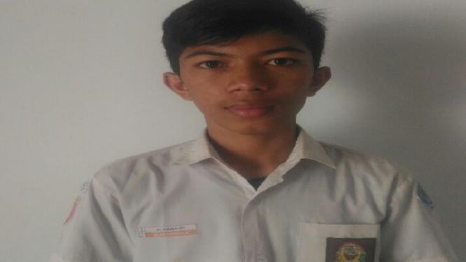 Alhawaidi, anak asuh yang berhasil masuk PTN.