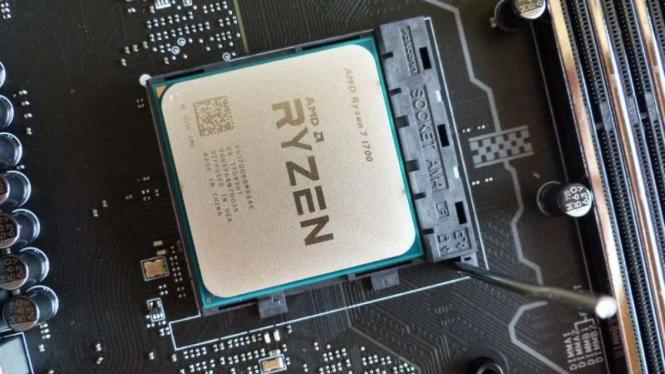 Prosesor Ryzen buatan AMD