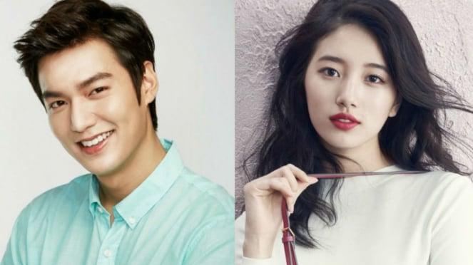 Lee Min ho dan Suzy