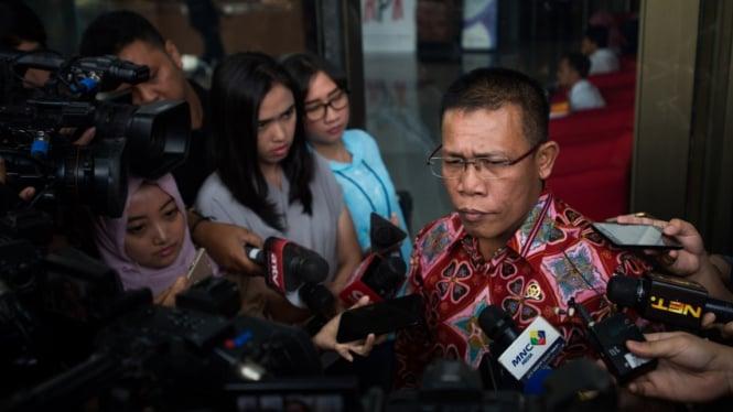 Anggota DPR dari PDIP, Masinton Pasaribu.