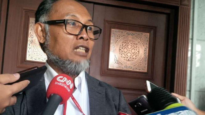 Ketua Tim Hukum Prabowo-Sandi, Bambang Widjojanto