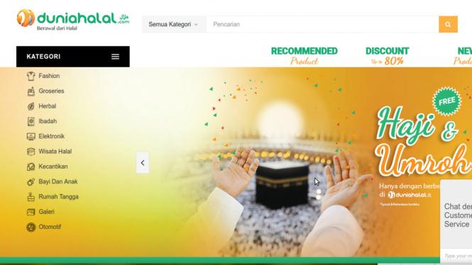 Duniahalal.com