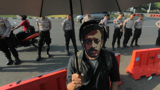 Peringatan 13 Tahun Pembunuhan Munir