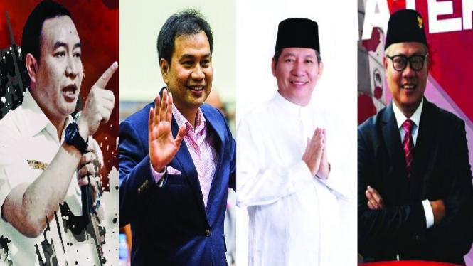 Kandidat Ketua Umum IKAUSAKTI.