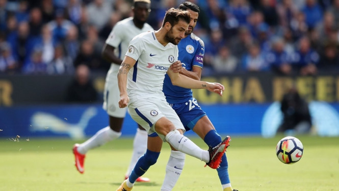 Pertandingan Leicester City vs Chelsea