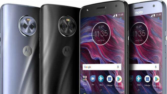 Motorola Moto X4