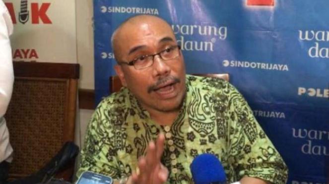Pengamat Transportasi Forum Warga Kota Jakarta (FAKTA) Azas Tigor Nainggolan.