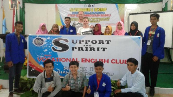 Vocational English Club
