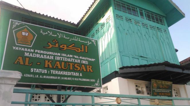 Kampung Arab Al-Munawar, Palembang