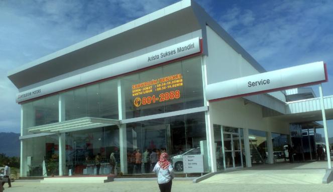 Diler Mitsubishi Arista Sukses Mandiri Aceh