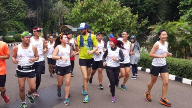 Pelari marathon