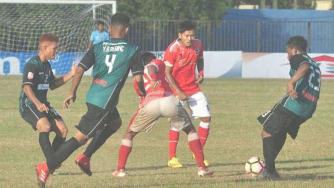 Raih 3 Poin, Madura Fc Buka Peluang Ke Semifinal Liga 2