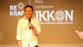 Kepala Badan Ekonomi Kreatif, Triawan Munaf