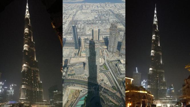 tentang burj khalifa