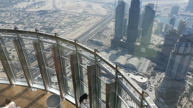 Paviliun Indonesia Ingin Menggebrak Dubai