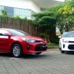 All New KIA Rio.