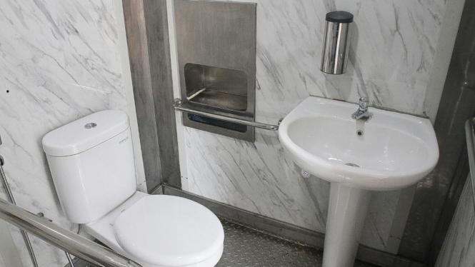 Ilustrasi Toilet atau WC