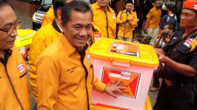 Mantan Sekretaris Jenderal Partai Hanura, Sarifuddin Sudding.