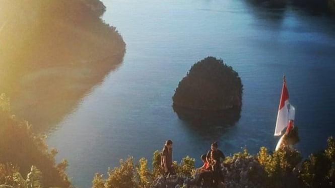 Kepulauan Raja Ampat, Papua.