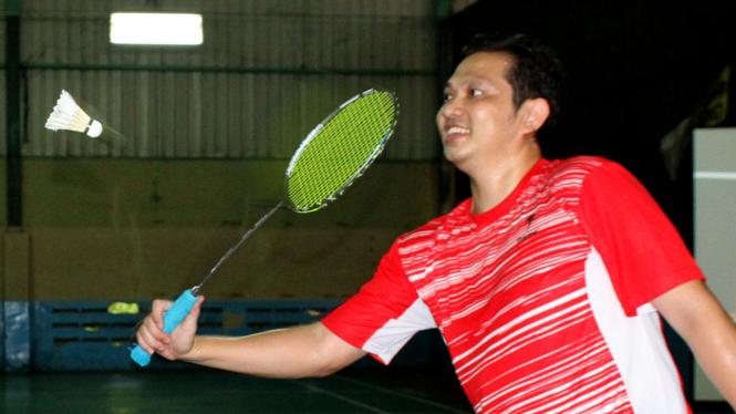 Legenda bulutangkis Indonesia, Hariyanto Arbi