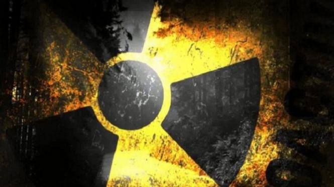 Ilustrasi nuklir.