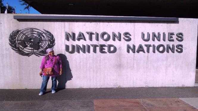 Markas PBB (Palais des Nations), salah satu ikon kota Jenewa.