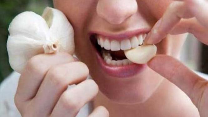 Konsumsi Bawang Putih Untuk Penyembuhan Stroke