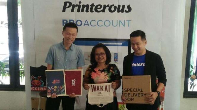 Startup Layanan Cetak Online Lokal Bidik Pasar Asia Tenggara