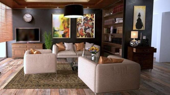 Trik Mempercantik Dekorasi Rumah dengan Karya Seni – VIVA 93a18a2af6