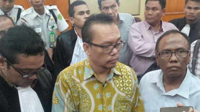 Dihukum 3 Tahun Penjara, Kejati Sumut Siap Eksekusi Ramadhan Pohan