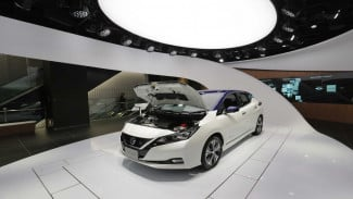 The New Nissan LEAF Nismo